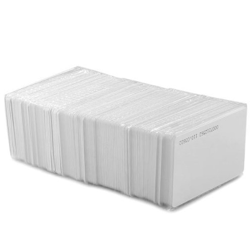200pcs 125Khz RFID Proximity Cards ID Card Door Entry Access 0.8mm