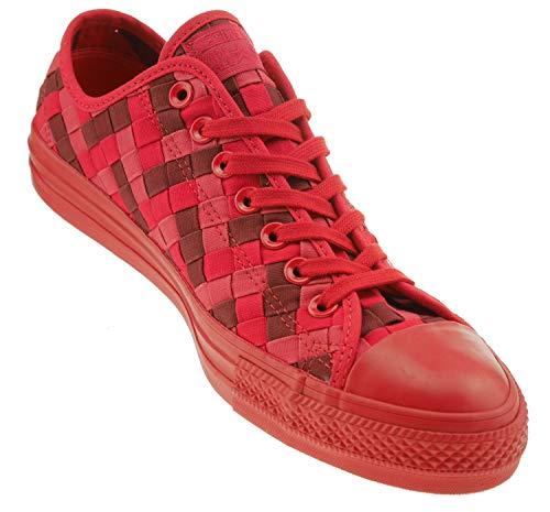 Pour Baskets Rouge Casino Converse Femme zSwqP5xp