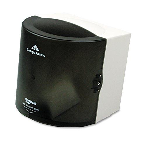 georgia-pacific-professional-58201-center-pull-hand-towel-dispenser-10-7-8-width-x-10-3-8-diameter-x