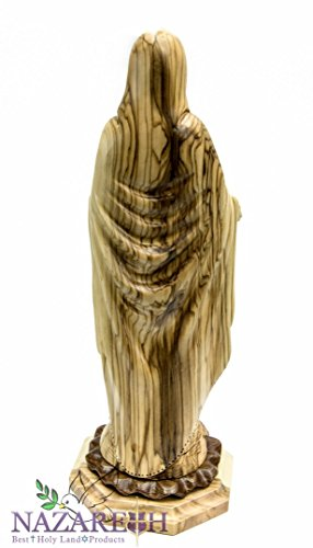Buy wooden statues of mary