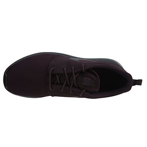 Nouveau Nike Hommes Roshe Décontracté Élégant Sneaker Chaussure Port Vin / Noir-noir