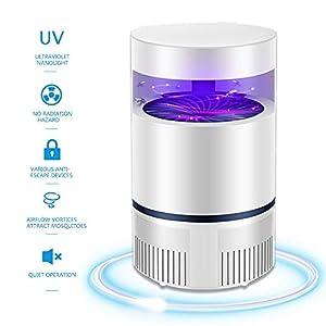 WENJZJ UV Lampada Antizanzara Lanterna Campeggio Killer zanzare Lampada zanzara Zanzariera Elettrica Mosquito Trap… 8 spesavip