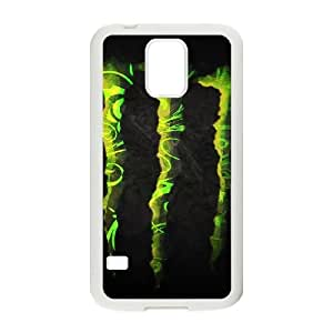 SamSung Galaxy S5 White Monster Energy phone cases&Holiday Gift