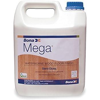 Bona Mega Semi Gloss 1 Gallon Floor Smoothing And