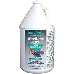 KORDON #33161 Novaqua Plus-Water Conditioner for Aquarium, 1-Gallon