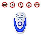 certainPL Ultrasonic Pest Repeller - Electronic & Ultrasound, Indoor Plug-In Repellent   Anti Mice, Insects, Bugs, Ants, Mosquitos, Rats, Spiders, Roaches, Rodents - Child & Pet Protector