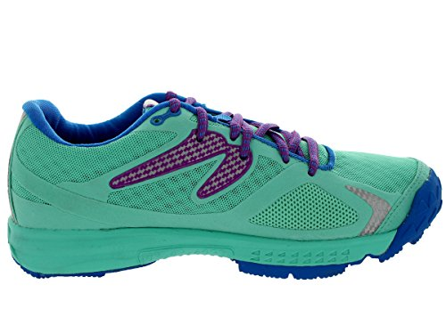 Women Women's Boco US 9 Newton Running Purple Aquamarine Sol Shoe Running 7BCxH
