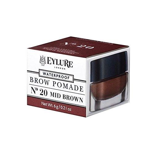 の眉ポマードミッドブラウン x4 - Eylure Brow Pomade Mid Brown (Pack of 4) [並行輸入品] B071YNPZ7Z