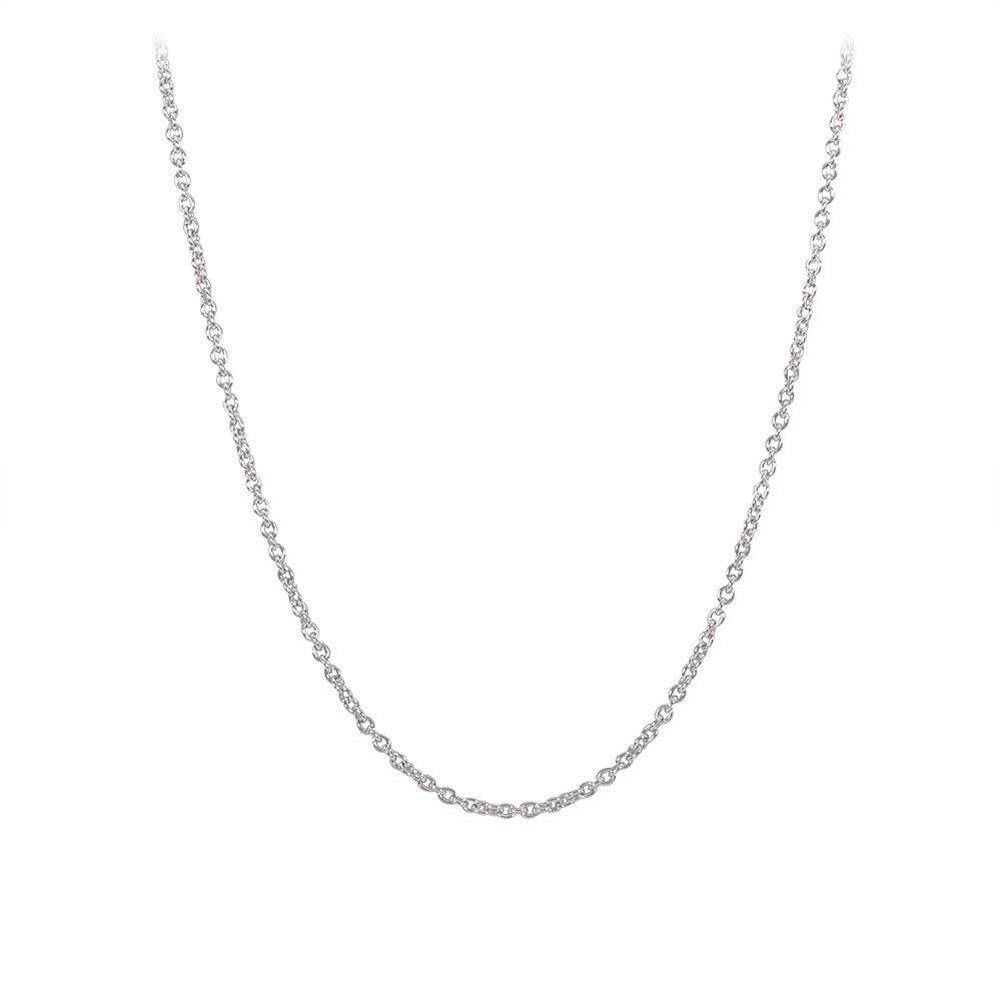 Pandora Sterling Silver Chain Necklace 59020045