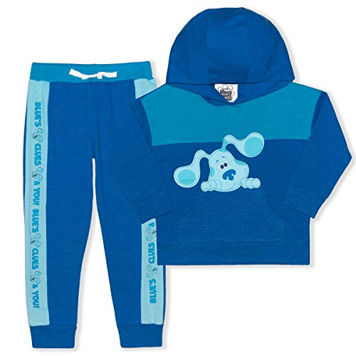 Nickelodeon Boy's 2-Piece Blue's Clues I'm Really