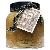 A Cheerful Giver Pecan Belgium Waffles Papa Jar Candle, 34 oz