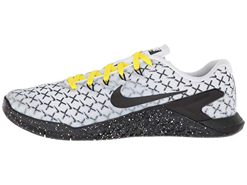 Wmns dynamic Multicolore Metcon black white 001 Prem Nike 4 Femme Basses Sneakers Yellow OHwHfdq