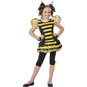 Buzzin Around Child Costume, Size Medium