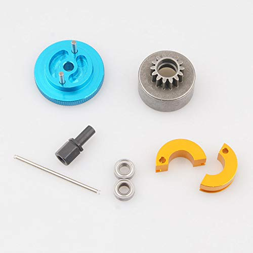 Toyoutdoorparts RC 02139 02107 102273G 102006B Engine Flywheel Set HSP 1/10 Nitro Power Car