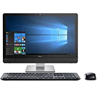 Dell Inspiron All-in-One Desktop PC, 21.5 1080P Full HD (1920x1080) Touch Screen, Intel i3 2.3 Ghz Processor, 8GB RAM, 1TB HDD, DVDRW, Bluetooth, Wireless-AC,Win 10 (Intel Core i3 21.5 Inch Touch)