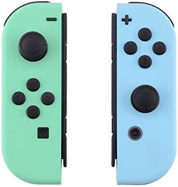 eXtremeRate Carcasa para Joy-Con Nintendo Switch Funda de Grip de ...