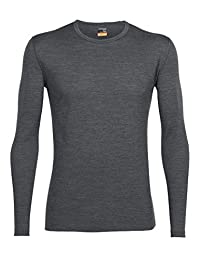 Icebreaker Men's Oasis Long Sleeve Crewe Top