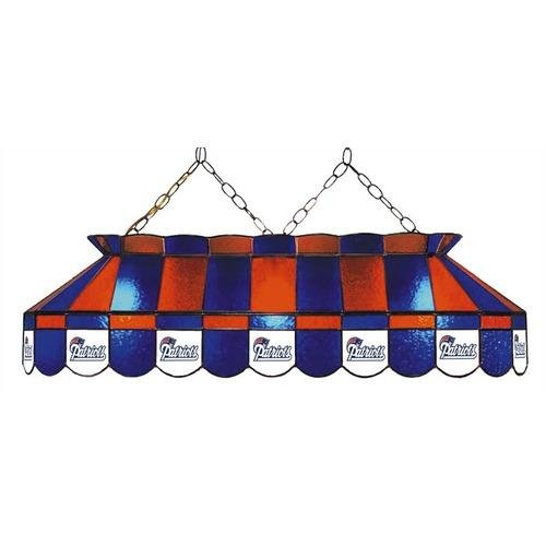 New England Patriots Pool Table Light, Patriots Billiards