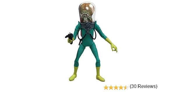 Mars Attacks - Figura de mortíferos marcianos, 15 cm (Mezco Toyz ...
