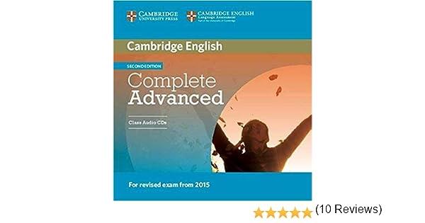 Complete Advanced Class Audio CDs (2) Second Edition: Amazon.es: Brook-Hart, Guy, Haines, Simon: Libros en idiomas extranjeros