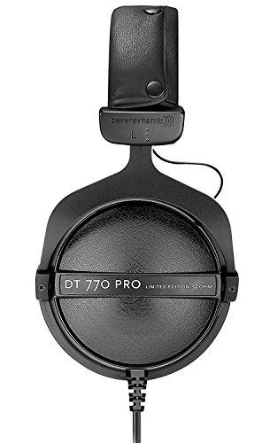 41XuIKqSr6L - beyerdynamic DT 770 Pro 80 Limited Edition Headphones, Black