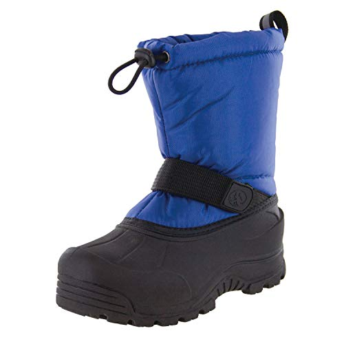 Northside Frosty Winter Boot (Toddler/Little Kid/Big Kid),Royal Blue,2 M US Little Kid (Boys Boots Size 2 Winter)