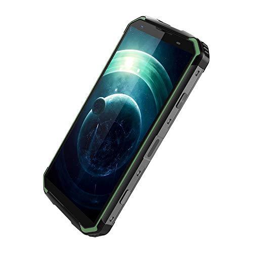 Matoen BLACKVIEW BV9500 Three Anti-Smart Phone 4GB 64GB Octa Core 5.7-inch Screen 16mp DualSim Android 8.1 Smartphone (Green) by Matoen (Image #4)