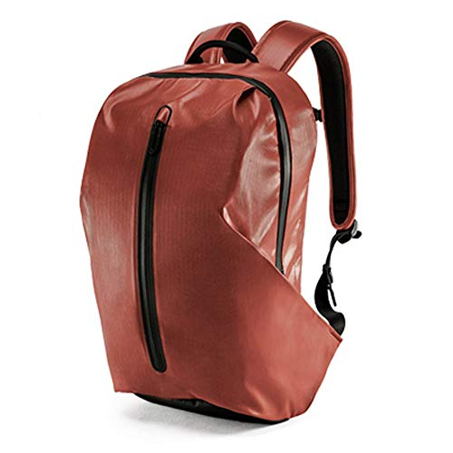 Xiaomi 90 Fun All-Weather Function City Backpack Mochila Waterproof Notebook Laptop PC 14 Inches Rucksack School Bag for Teenagers Women Men Students Business Travel Trip (Orange)