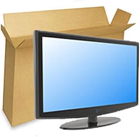 M9 Packaging Ltd 50 Inch Plasma TV Caja con 15 m de Espuma Wrap Express Entrega: Amazon.es: Hogar