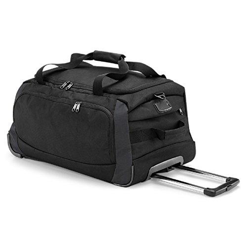 In Quadra Bag Travel Graphite dark Tungsten Black Black Wheelie PnnxwIR