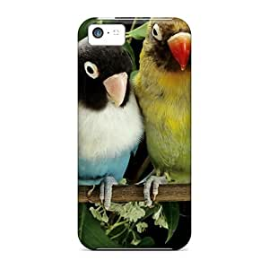 Fashion Sdrioax1661ZZXyo Case Cover For Iphone 5c(lovebirds)