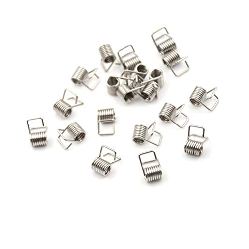 (Springs - 20pcs Lot 3d Printer Reprap Gt2 Timing Belt Locking Torsion Spring - Tube Wound Door Drum Gauge Drill Spring Grille Roll Pulley Industrial Assortment Tool Clamp Snow Bushing Guage Si)