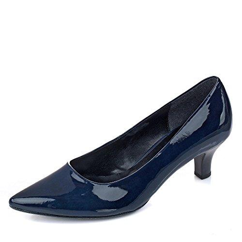 Damen Blau Fashion Pumps beige Gabor XdpgwX