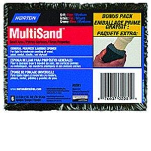Double-Sided Sanding Sponges, 6-Pack