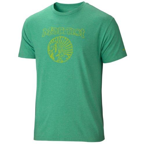 marmot-horizon-short-sleeve-tee-shirt-mens-green-heather-large