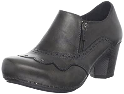 Dansko Women's Nancy Pump,Graphite,36 EU/5.5-6 M US