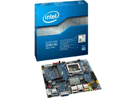 Intel Graphics Card (Intel Desktop Board DH61AG Thin Mini-ITX)