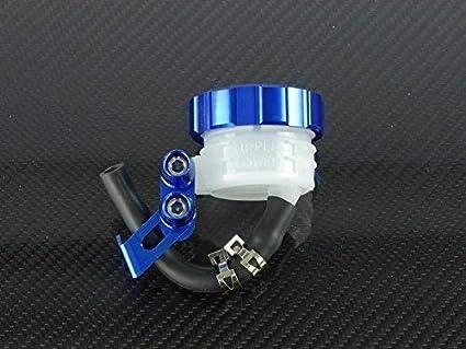 CAGIVA MITO EVO 125 mitoevo//99 1999-2007 Azul Dep/ósito del l/íquido de frenos delant