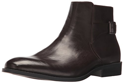 Unlisted by Kenneth Cole Men's Design 30135 Chelsea Boot Brown 7.5 M US
