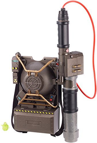 Mattel Ghostbusters Electronic Proton Pack Projector - stylishcombatboots.com