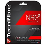 Tecnifibre NRG2 17 Gauge (1.24) String pack - 40 feet