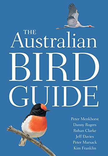 The Australian Bird Guide (Princeton Field - Australian Guide