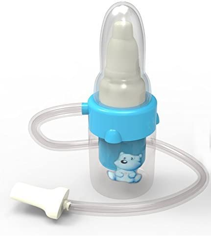 El # 1 Bebé aspirador nasal - Softest Sugerencia - Durable - Sin filtros obligatorios - Fácilmente lavable - reutilizable. A debe