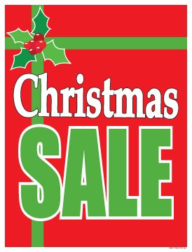 p15box christmas sale bow design holiday seasonal vinyl window sale sign posters retail business store signs - Amazon Christmas Sale