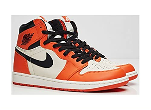 "114d5b07809 Air Jordan 1 Retro High OG ""Reverse Shattered Backboard"" 555088-113 2016  Release Basketball Men Shoe (13) Apparel"