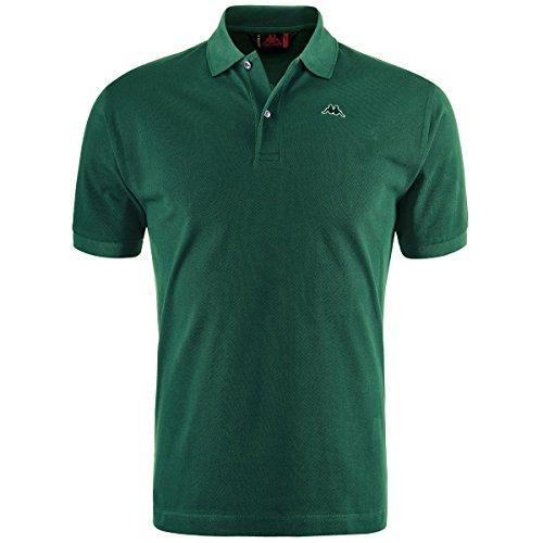 Green Kappa 'aarau' Pine Polo 'aarau' Kappa SwzfdqIPY