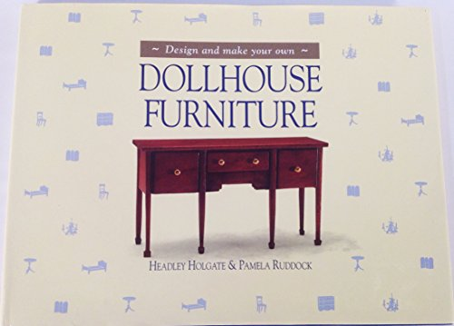 Design and Make Your Own Doll Furniture