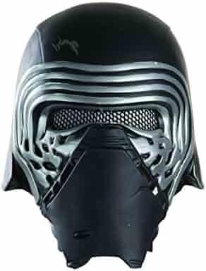 Star Wars: The Force Awakens Child's Kylo Ren Half Helmet