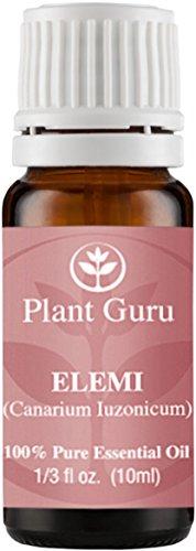 Elemi Essential Oil 10 ml. 100% Pure, Undiluted, Therapeutic Grade.
