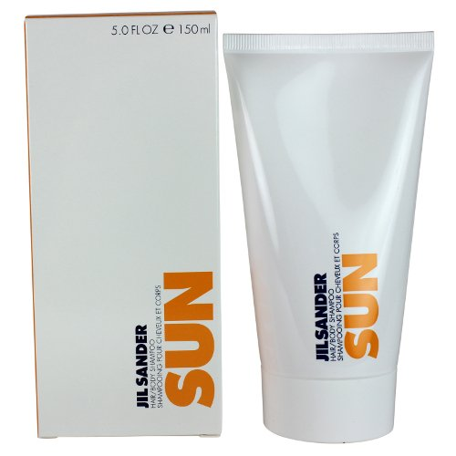 Jil Sander Sun Hair & Body Shampoo 150ml/5oz